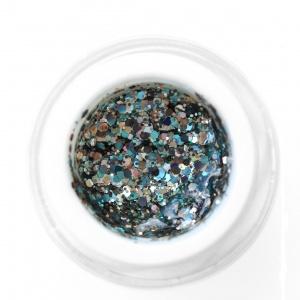 Glitter gel collection