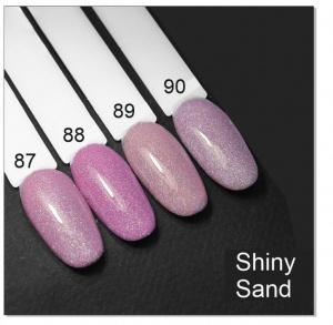 Гель-лак Shiny Sand 8 мл №87