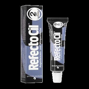 Краска для бровей и ресниц RefectoCil иссиня-черный