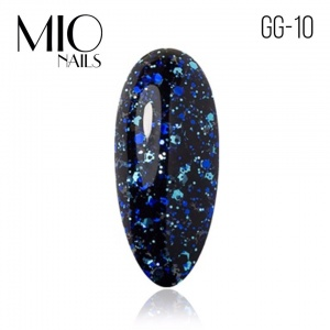 GG-10 Glitter gel collection