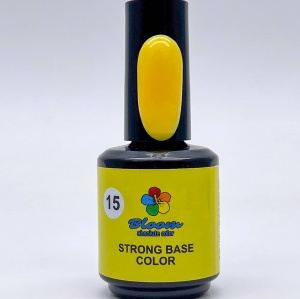 База Bloom Strong COLOR № 15 15мл