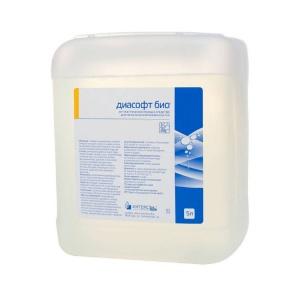 Антисептическое мыло Диасофт Био 5л