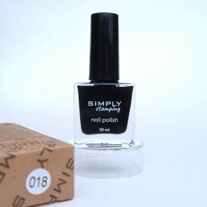 Лак для стемпинга SIMPLY №18