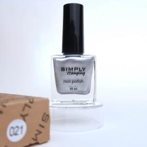 Лак для стемпинга SIMPLY №21