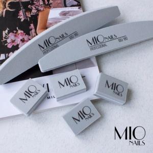 Баф мини, фирменный - 100 / 180 MIO Nails