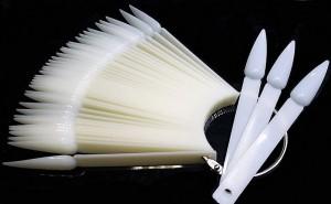 Палитра - Веер стилеты, 40 штук на кольце