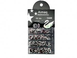 Стразы Aimaq professional красные, 1440 шт.