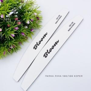 """Пилка Bloom """"Луна"""" 100/100 грит Корея"""