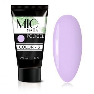 Полигель MIO Nails COLOR №03 цветной