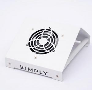 Пылесос настольный для маникюра SIMPLY (белый)
