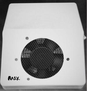 Пылесос настольный для маникюра MAX (Китай)