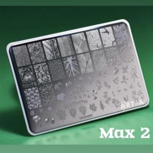 Пластина ART-A для стемпинга MAX 02