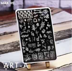 Пластина ART-A для стемпинга MAX 05