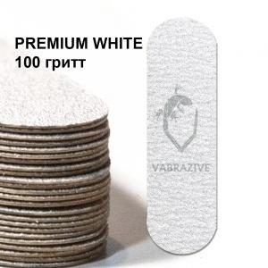 Файл для педикюра PREMIUM WHITE Р100
