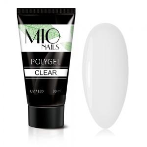 Полигель MIO Nails CLEAR (прозрачный)