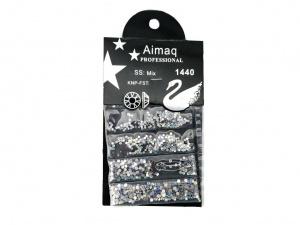 Стразы Aimaq professional голография, 1440 шт.