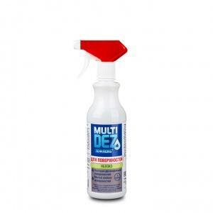 МультиДез-Тефлекс для дезинфекции поверхностей с отдушкой ЯБЛОКО (триггер)