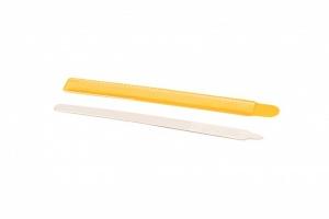 Пилка лазерная цельнометаллическая для натуральных ногтей LNF 07