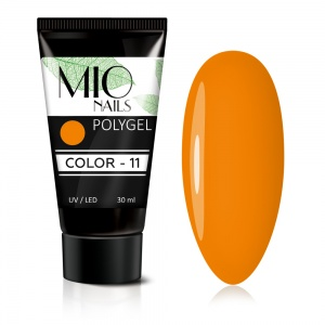 Полигель MIO Nails COLOR №11 цветной