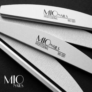 Пилка-баф фирменная - 180 / 220 MIO Nails