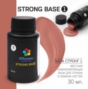База Bloom камуфлирующая Strong № 1 30 мл