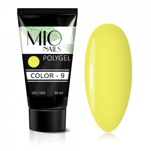 Полигель MIO Nails COLOR №09 цветной