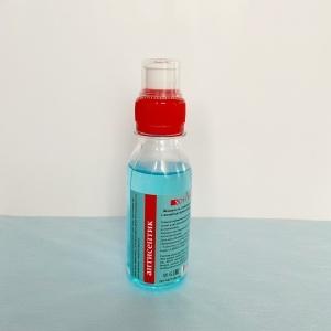 Жидкость очищающая для рук с антибактериальным действием, 100мл