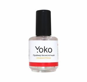 ПРАЙМЕР Ultrabond Primer Yoko (белое матовое стекло)